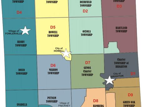 Dems Field Record Slate in Livingston County!