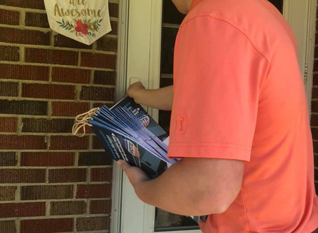 No-Contact Canvass Day of Action