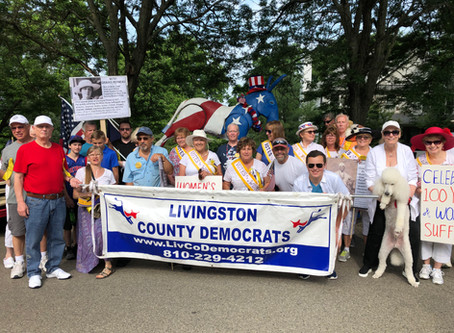 CANCELLED!--Walk with Us in Brighton Parade!