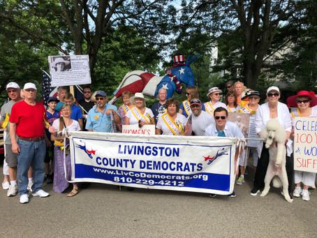 Livingston Dems Celebrate the 4th!