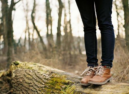 Thirteen Ways of Looking at a Walk*