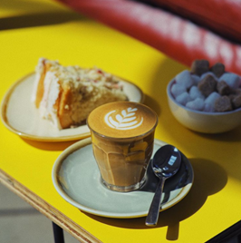 The Best Coffee and Cake Stops in Nottingham City Centre