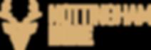 Nottingham Indie Landscape Logo Gold Tra