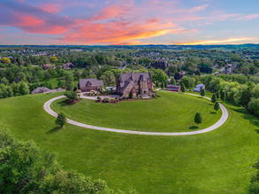 Once upon a hill, not that far away is the best value in American Real Estate today.