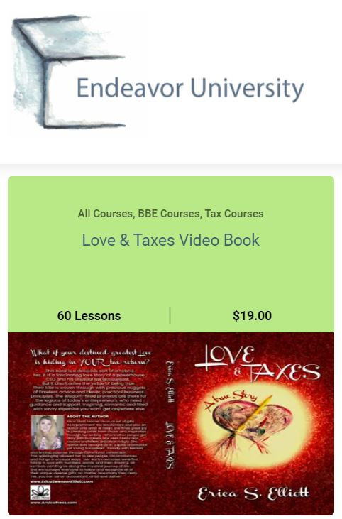 Love taxes book on endeavor U image.JPG