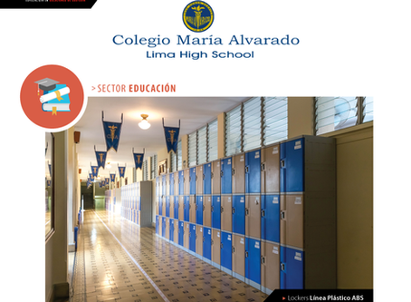 Línea Plástico ABS - Ideal para Colegios
