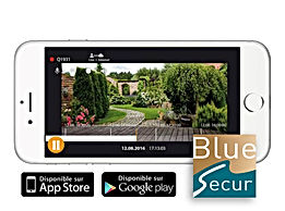 video-porte-smartphone technoserrures