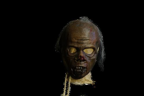 3/4 Latex Zombie Mask