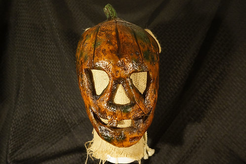 Jack O LanternLatex Half Mask