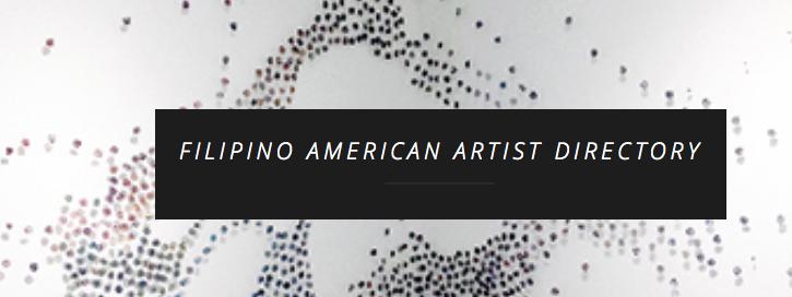 Filipino American Artist Directory