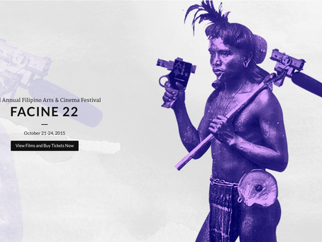 The 22nd Annual Filipino International Cine Festival