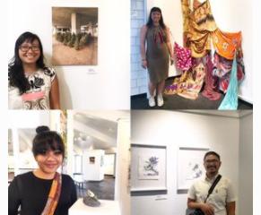 Flash interviews by Filipino American Artist Directory