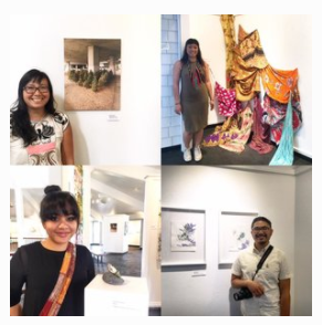 Flash interviews by Filipino American Artist Directory