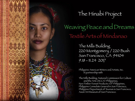 Weaving Peace and Dreams:  Textile Arts of Mindanao