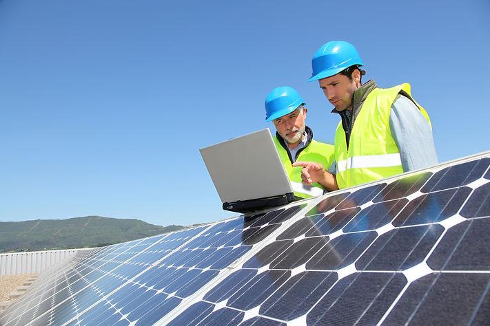 Ingénieur Chargé d'études Photovoltaïque F-H