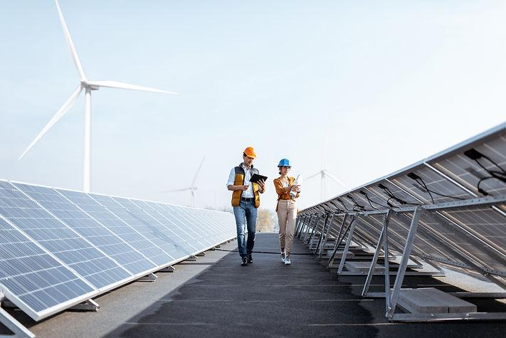 Superviseur de Chantier Photovoltaïque H-F