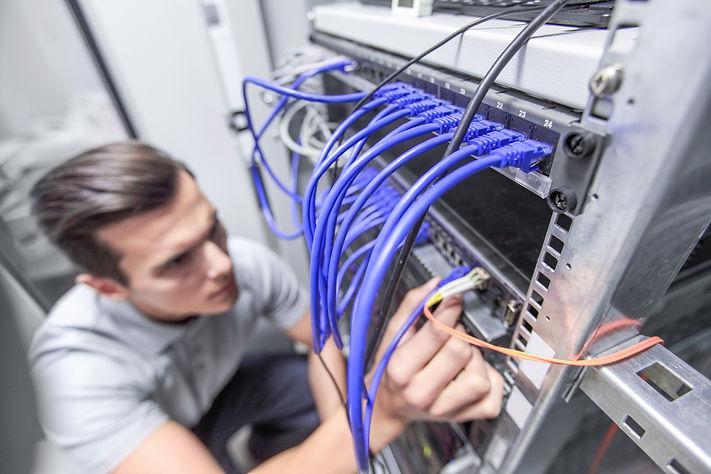 Ingénieur Électricité Courants Faibles H-F