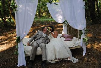 LeDomaine de la Boulaie organise la réception de votre mariage