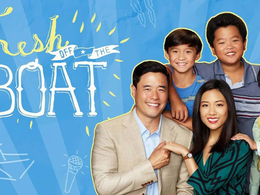 Inspiration: Fresh Off The Boat