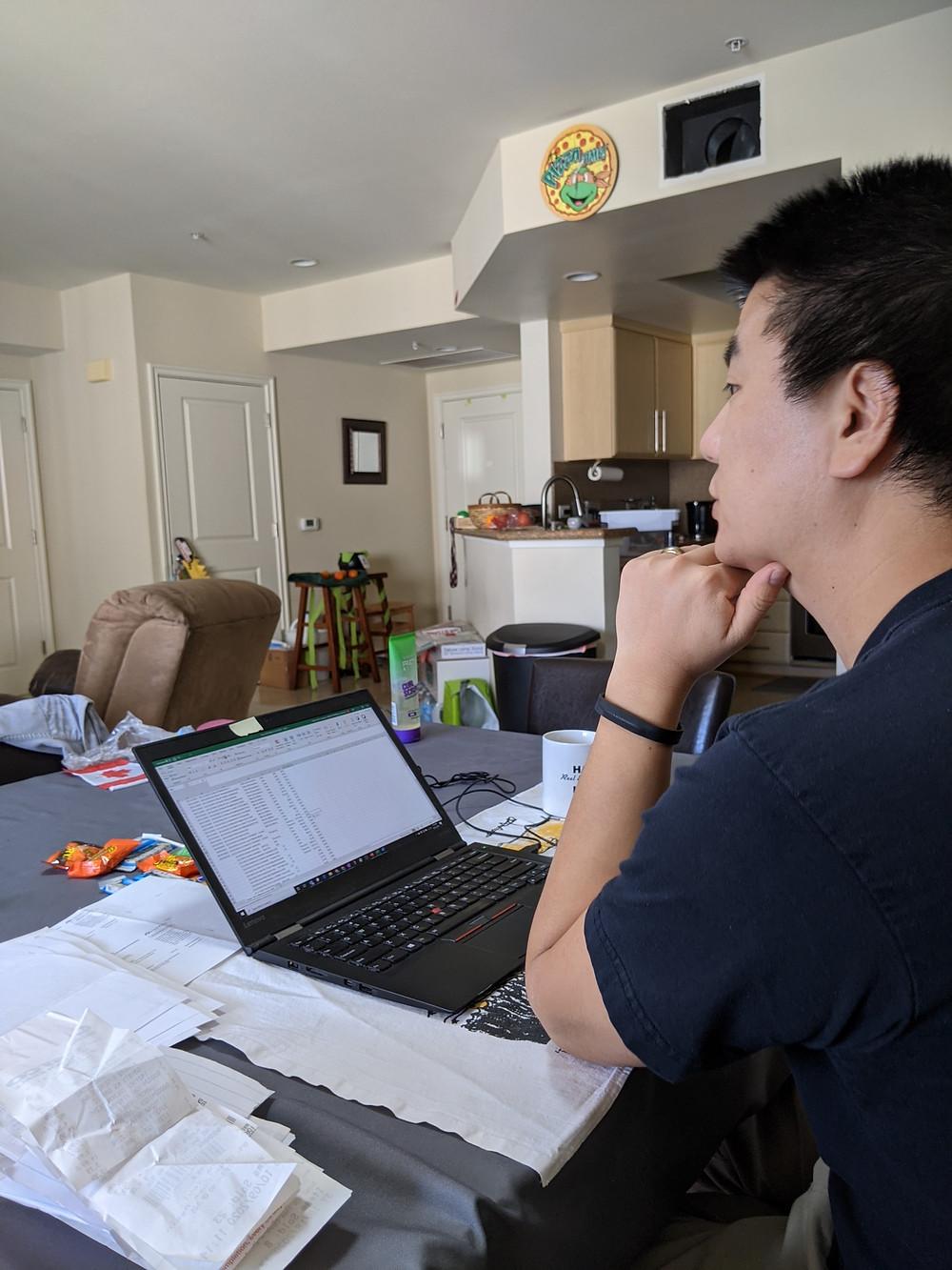 Alex Lu Program Manager Dogs BOND
