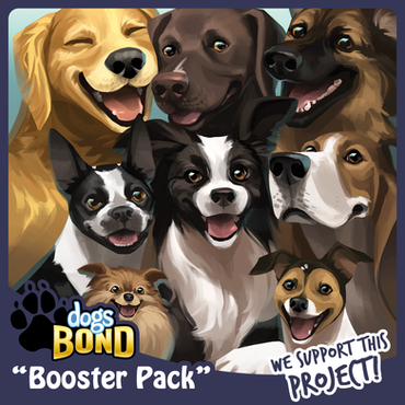 Dogs BOND Booster Pack