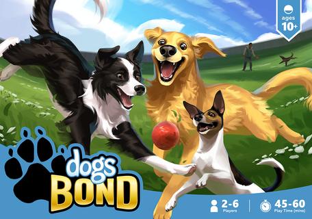 Dogs BOND Box Cover