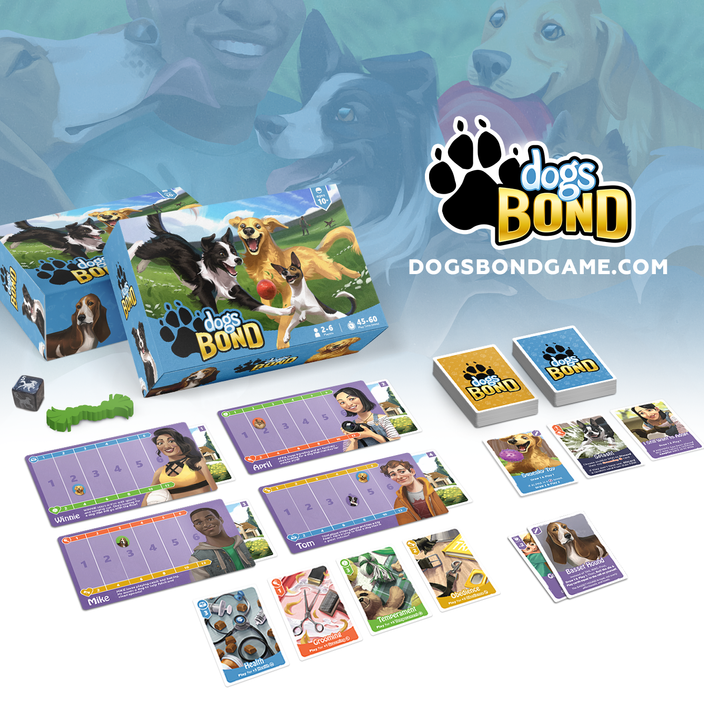 Dogs BOND Components