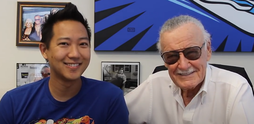 Ode to Geeks Stan Lee and George Shaw