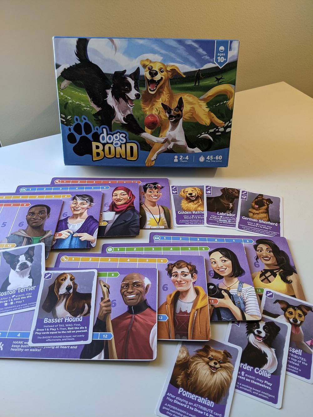 Dogs BOND Prototype Product Shot