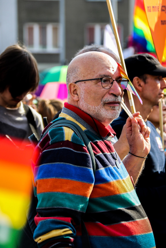 Koszalin Equality March on Photos