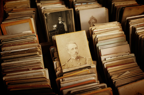 Who am I? Collecting the pieces of my Polish-Lithuanian heritage