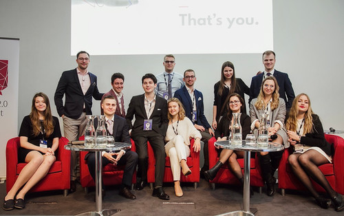 Poland 2.0 Summit. Student conference in the 'new reality'