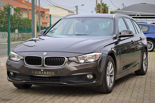 BMW 320D Touring | Efficient Dynamics