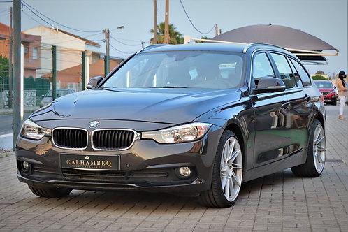 BMW 320D Touring | Efficient Dynamics