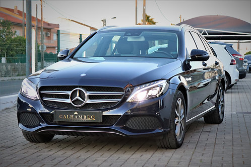 Mercedes-Benz C350e Station