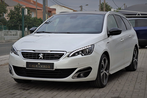 Peugeot 308SW 2.0HDI   GT Line
