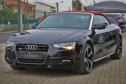 Audi A5 2.0TDI Cabrio | S-Line