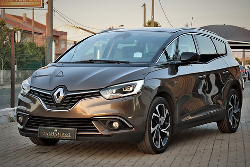 Renault Grand Scenic 1.6DCI   Bose Edition