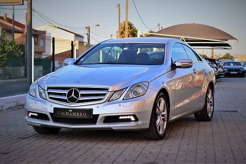 Mercedes-Benz E350CDI | Coupe