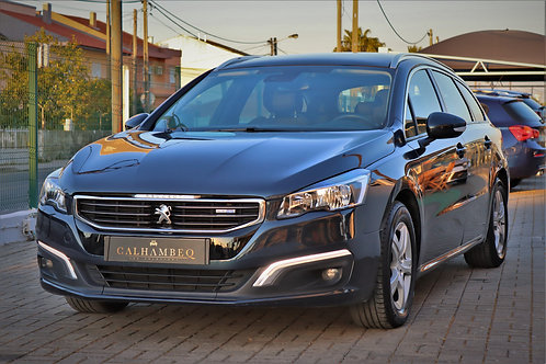 Peugeot 508SW 1.6Blue HDI | EAT6
