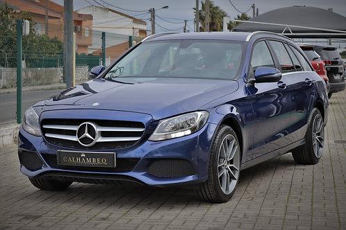 Mercedes-Benz C180d BlueTec Station   Auto