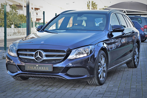 Mercedes-Benz C200d BlueTec Station Auto