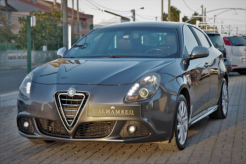 Alfa Romeo Giulietta 1.6JTD | Nacional