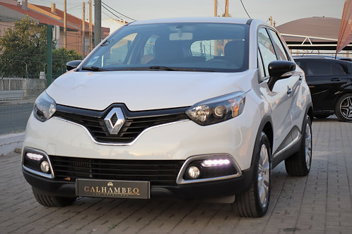 Renault Captur 1.5DCI Exclusive