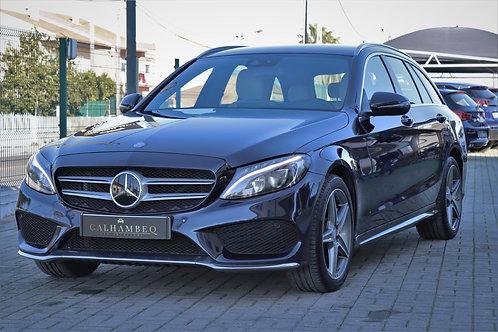 Mercedes-Benz C300h BlueTec Station   AMG