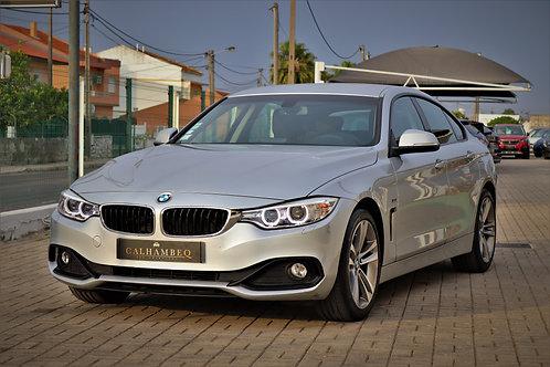 BMW 418D GranCoupe   Sport Line