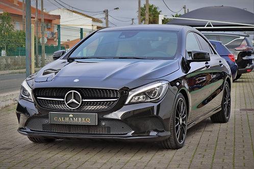 Mercedes-Benz CLA 220CDI   AMG