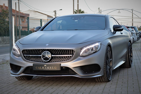 Mercedes S500 4Matic Coupe | Nacional