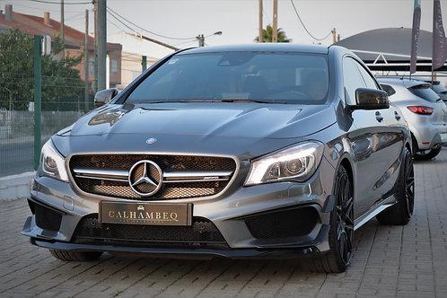 Mercedes-Benz CLA45 | AMG