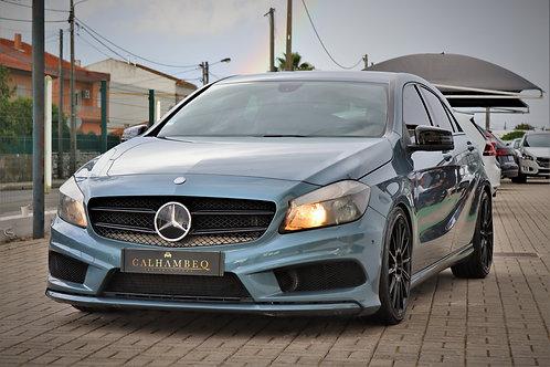 Mercedes-Benz A180CDI | AMG